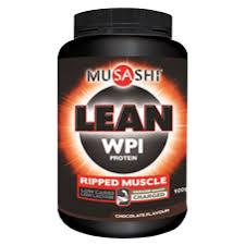 Musashi Lean WPI Protein