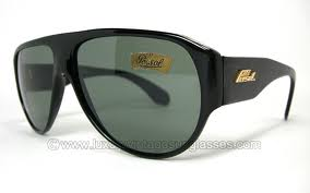 Persol P27 Ratti Patent Aviator Sunglasses
