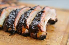 smoked ribs that fall off the bone