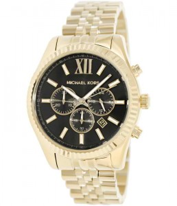 Michael Kors MK 8286 Gold quartz