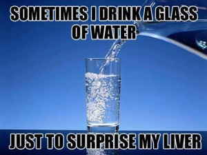 10. Drink plenty of liquids