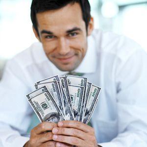 "3. ""Hi, I Make More Money Than You Can Spend."""