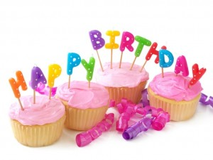 4. Happy birthday and other occasions