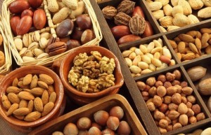5. Eat nuts