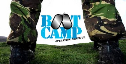 boot camp exercises for men
